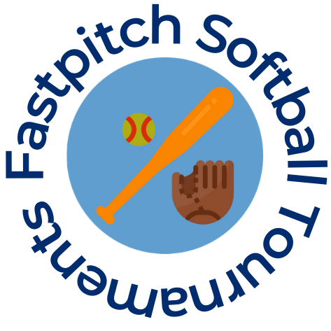 website logo for fastpitch softball tournaments